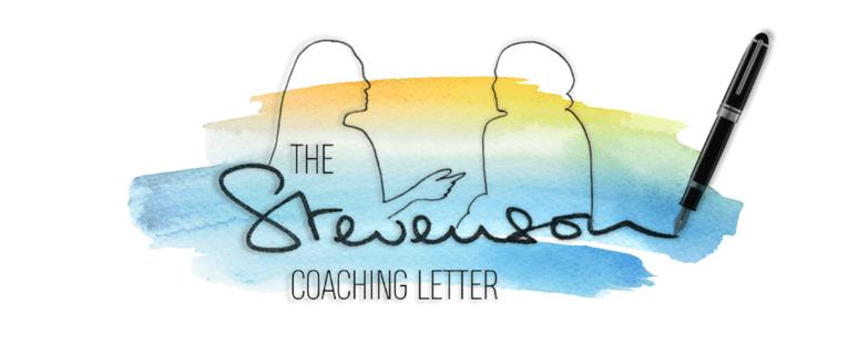 The Stevenson Coaching Letter